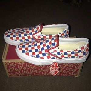 1bcae7fa98 Vans Shoes - Vans Factory Pack Classic BMX Checkerboard Slip On